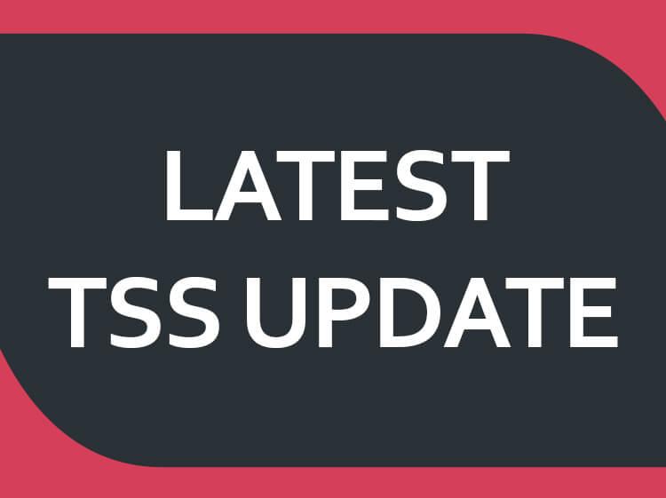 TSS UPDATE – STILL MARCH, BUT NOT MARCH 1ST