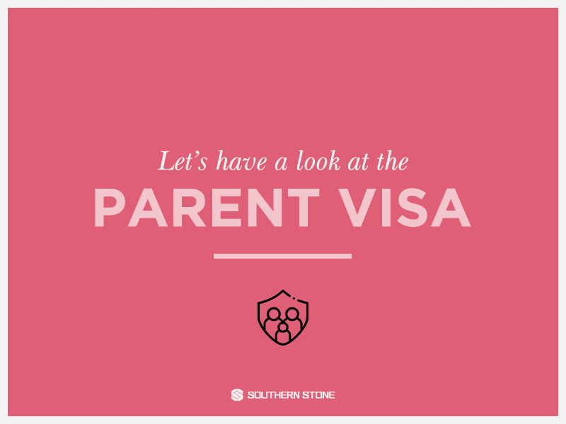 The Parent Visa At A Glance – A Graphic Guide