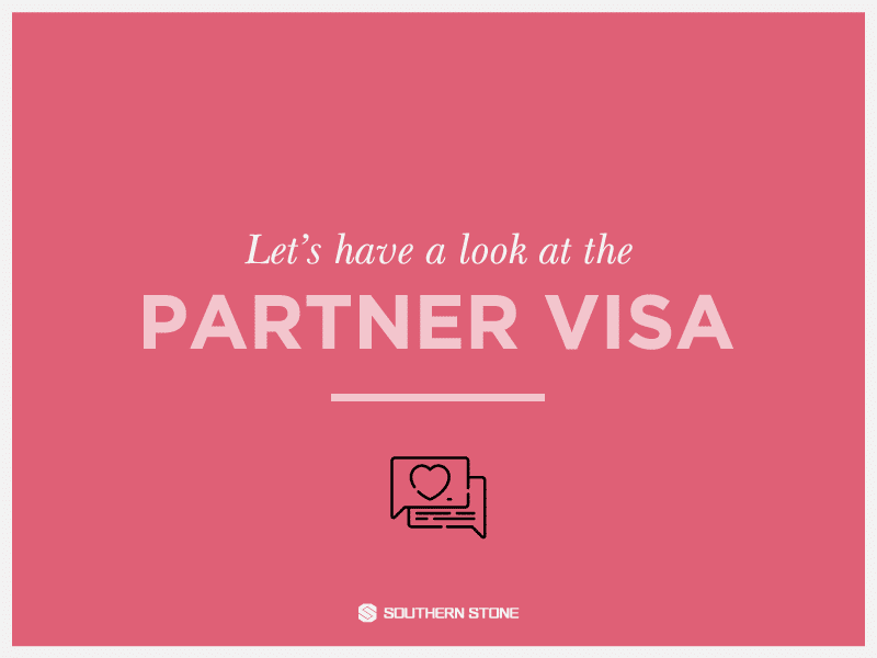 The Partner Visa At A Glance – A Graphic Guide